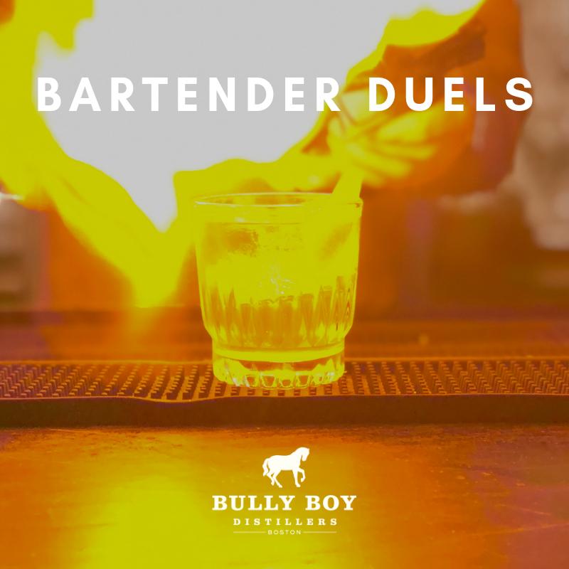 Bartender Duels