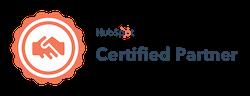 Brucey is a HubSpot certified agency partner