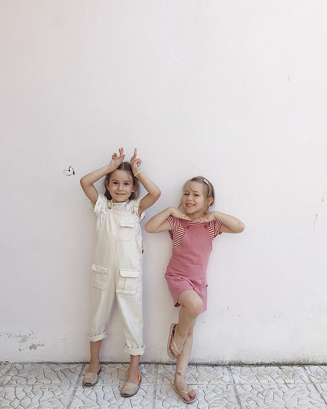 Reunion 🇬🇷 let the summer holiday begin :) @kokori_kids #kokori_kids