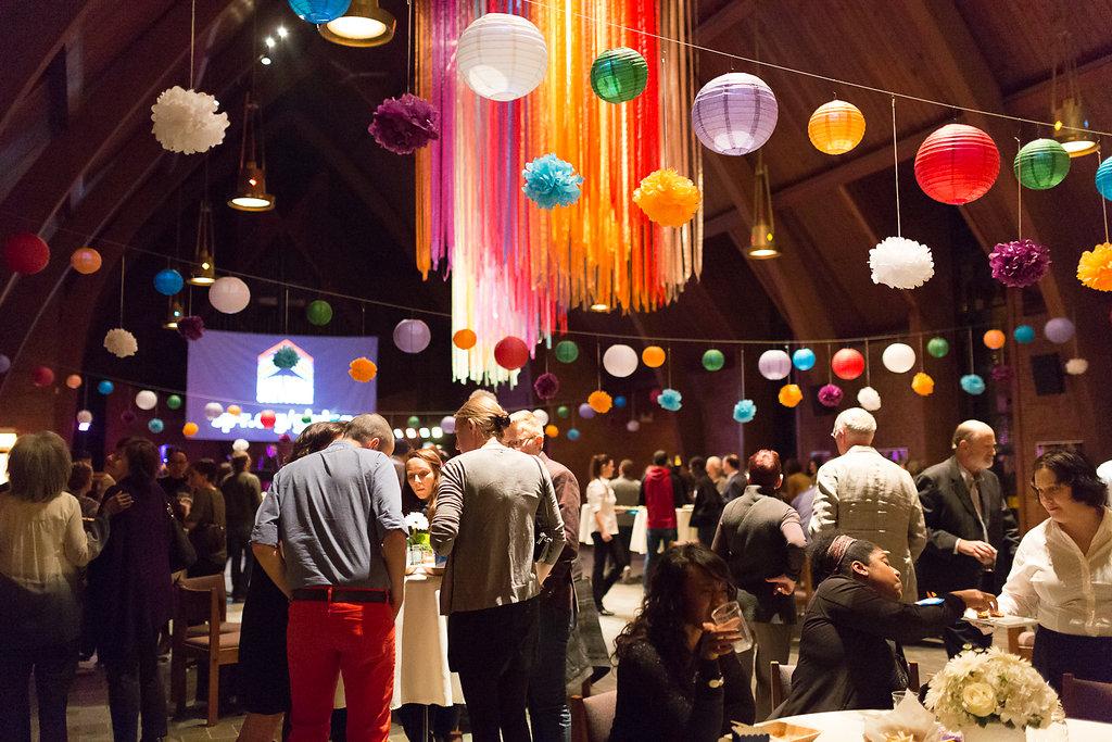 Fundraiser at Saint Paul Redeemer Church (click to view more)