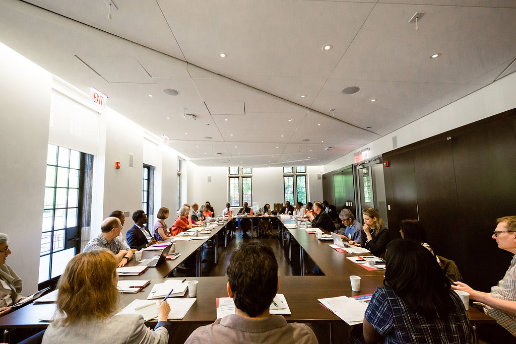 University of Chicago Center for Global Health / Big Ideas Symposium (click to view more)