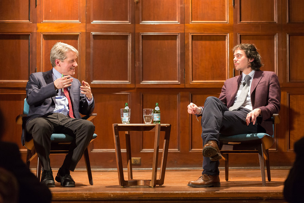 Lecture sand Discussions at Neubauer Collegium for Culture and Society (click to view more)