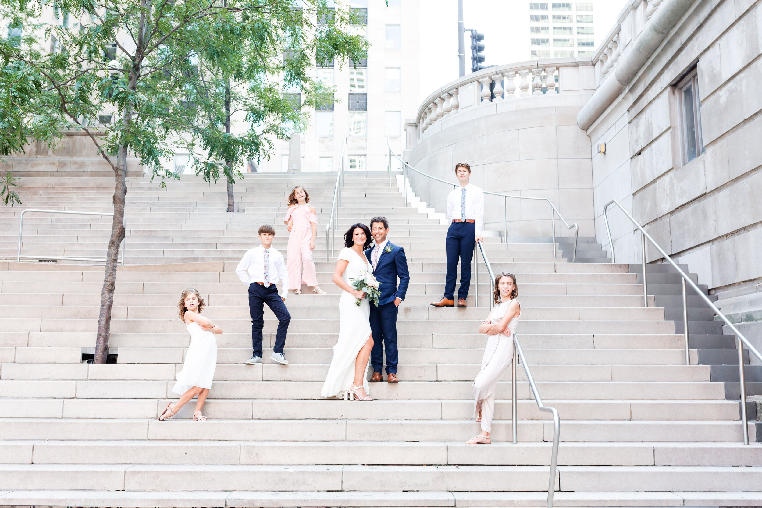 LUCKY SEVEN (Wedding and Family Session)