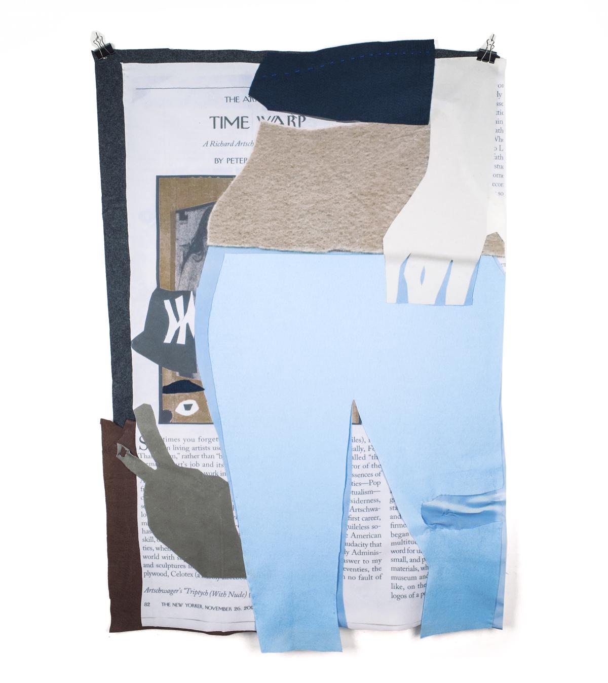 Boyz                                                                                       2014 Digital Print on Fabric/Felt