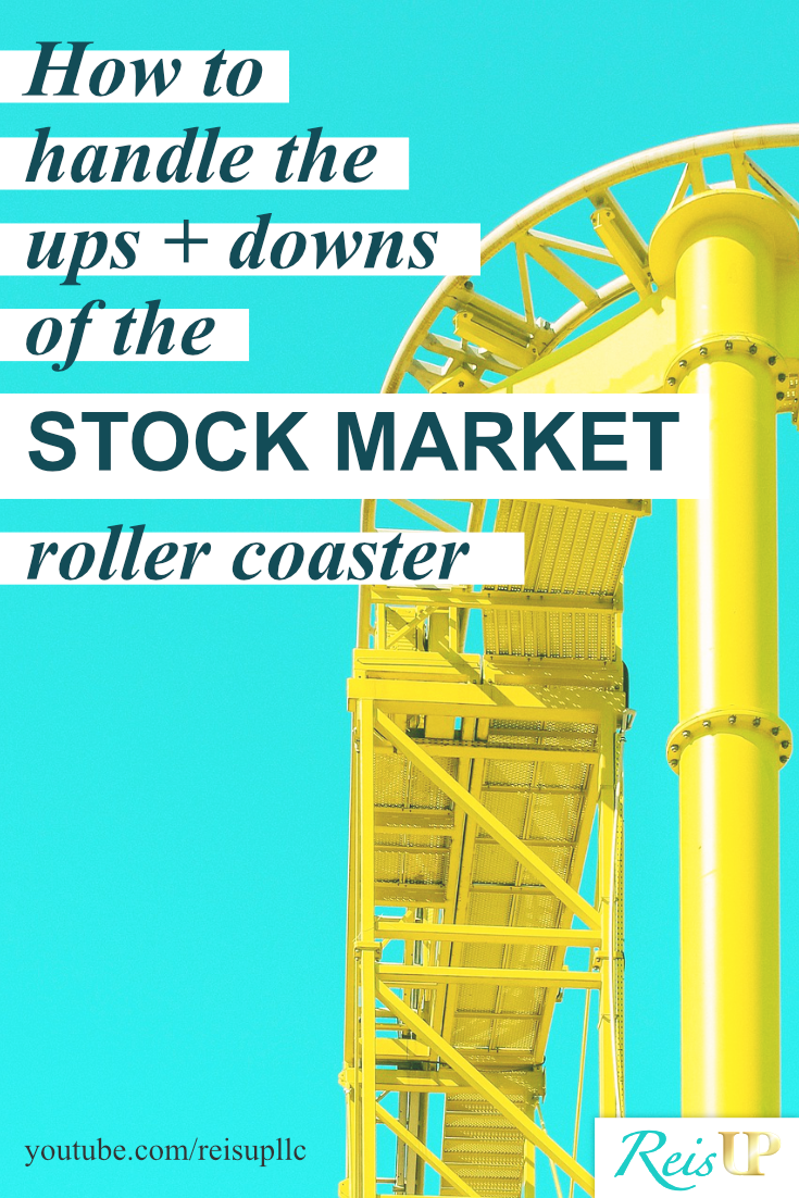 ReisUP_Tips for Handling Ups & Downs of Stock Market