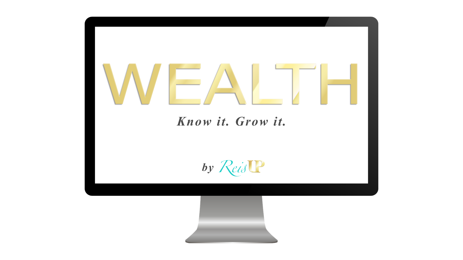 ReisUP WEALTH investing and retirement course desktop view.png