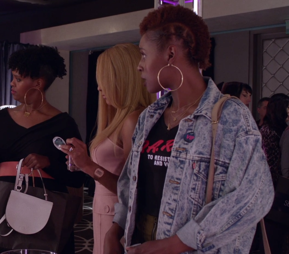 Mohawk Issa Rae Wore in HBO Insecure Hella Blow
