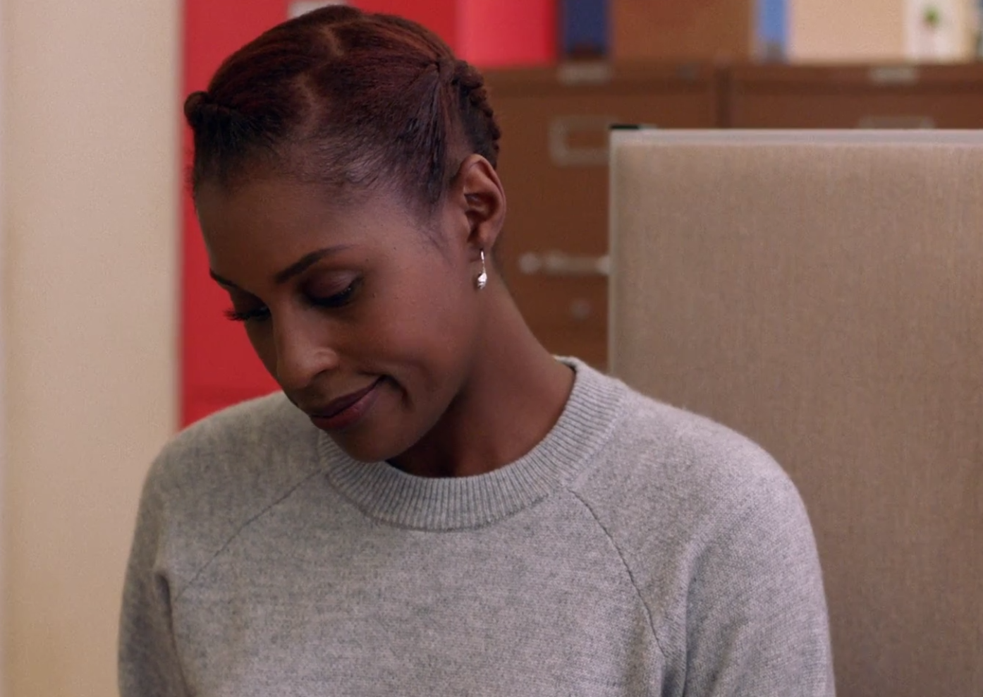 Flat Twists Zig Zag Part Issa Rae Wore on HBO Insecure Hella Disrespectful