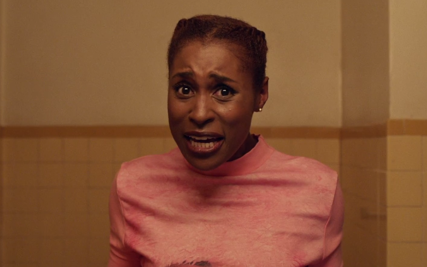 Flat twists Issa Rae Wore on HBO Insecure Hella Disrespectful