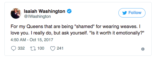 IsaiahWashingtonTweets