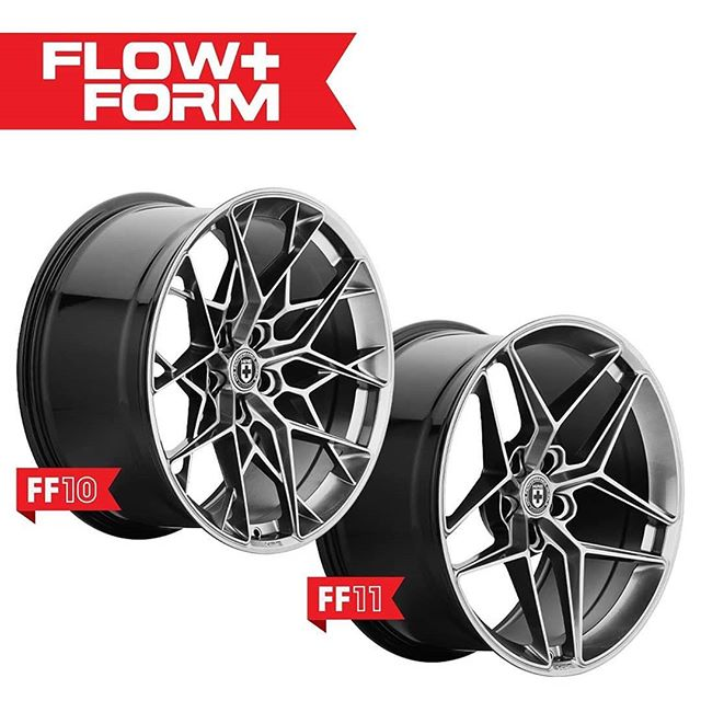 """Introducing the all new #HRE #FF10 and #FF11 #FlowForm wheels. Available in 19"""" and 20"""" @vmc_automotive_india #industrystandard #wheels #wheelporn"""