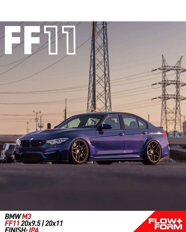 #HRE #FF11 #BMW #M3 #M4 #m3post #industrystandard @vmc_automotive_india