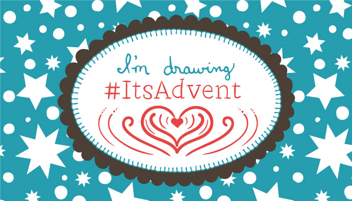 Click to open a larger version to download and share! Don't forget to link to:http://www.amberlynnbenton.com/blog/advent2016illustrationchallenge