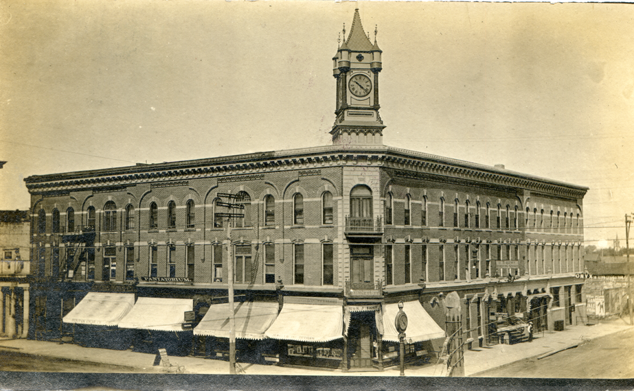 Michelson Building 1908.png
