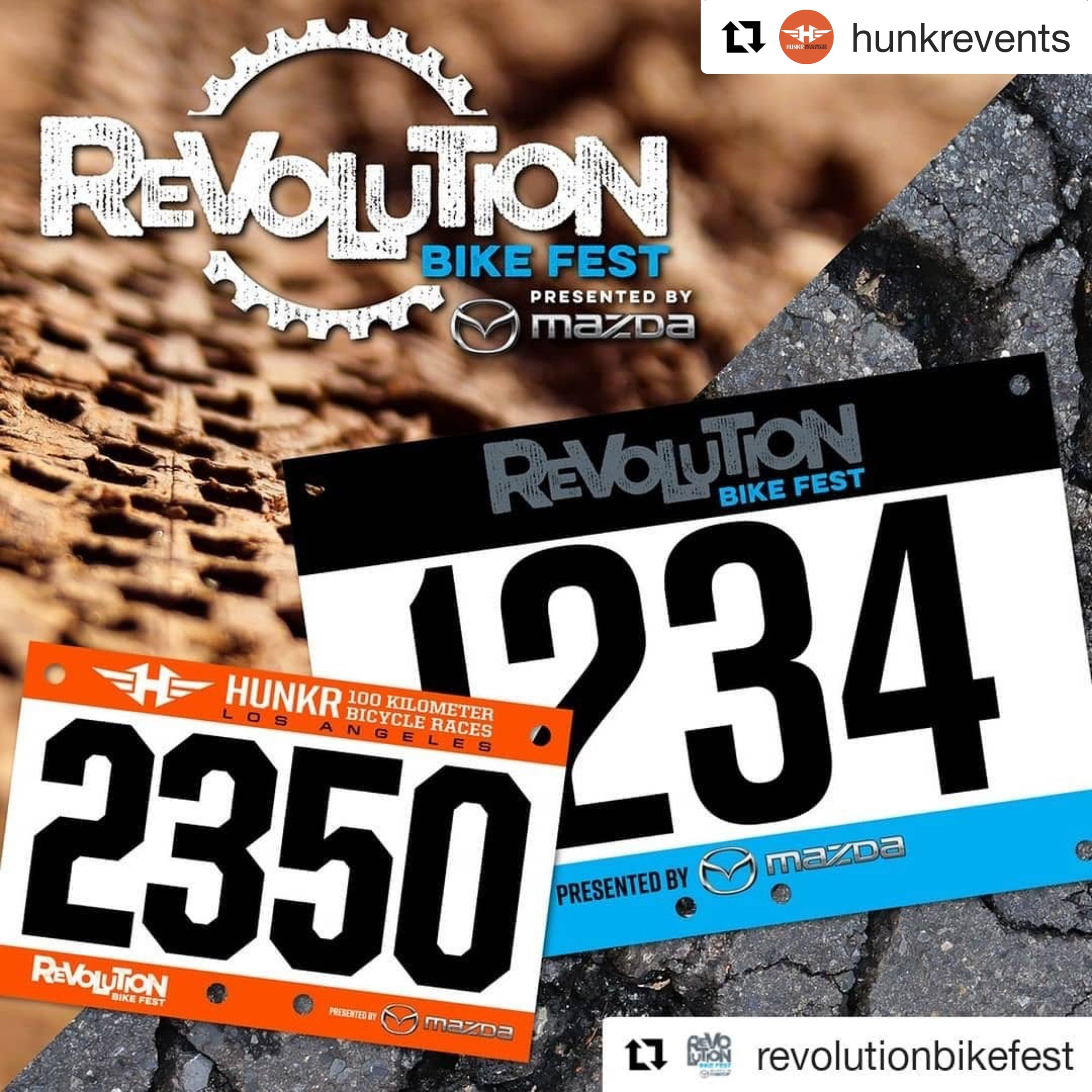 Come ride, race and hangout at Revolution Bike Fest, there's gravel and MTB rides plus other events going on all weekend.