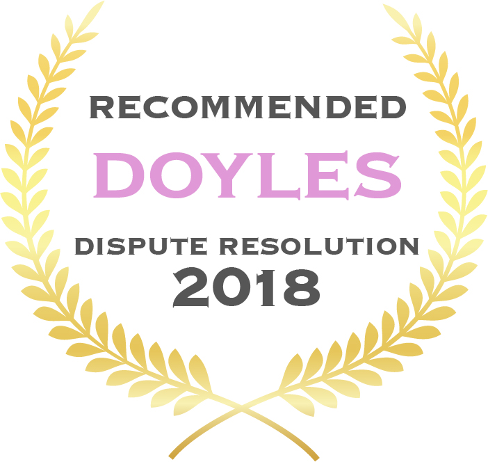 Dispute Resolution - Recommended - 2018.jpg