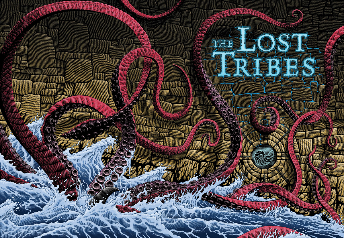 The Lost Tribes, Safe Harbor