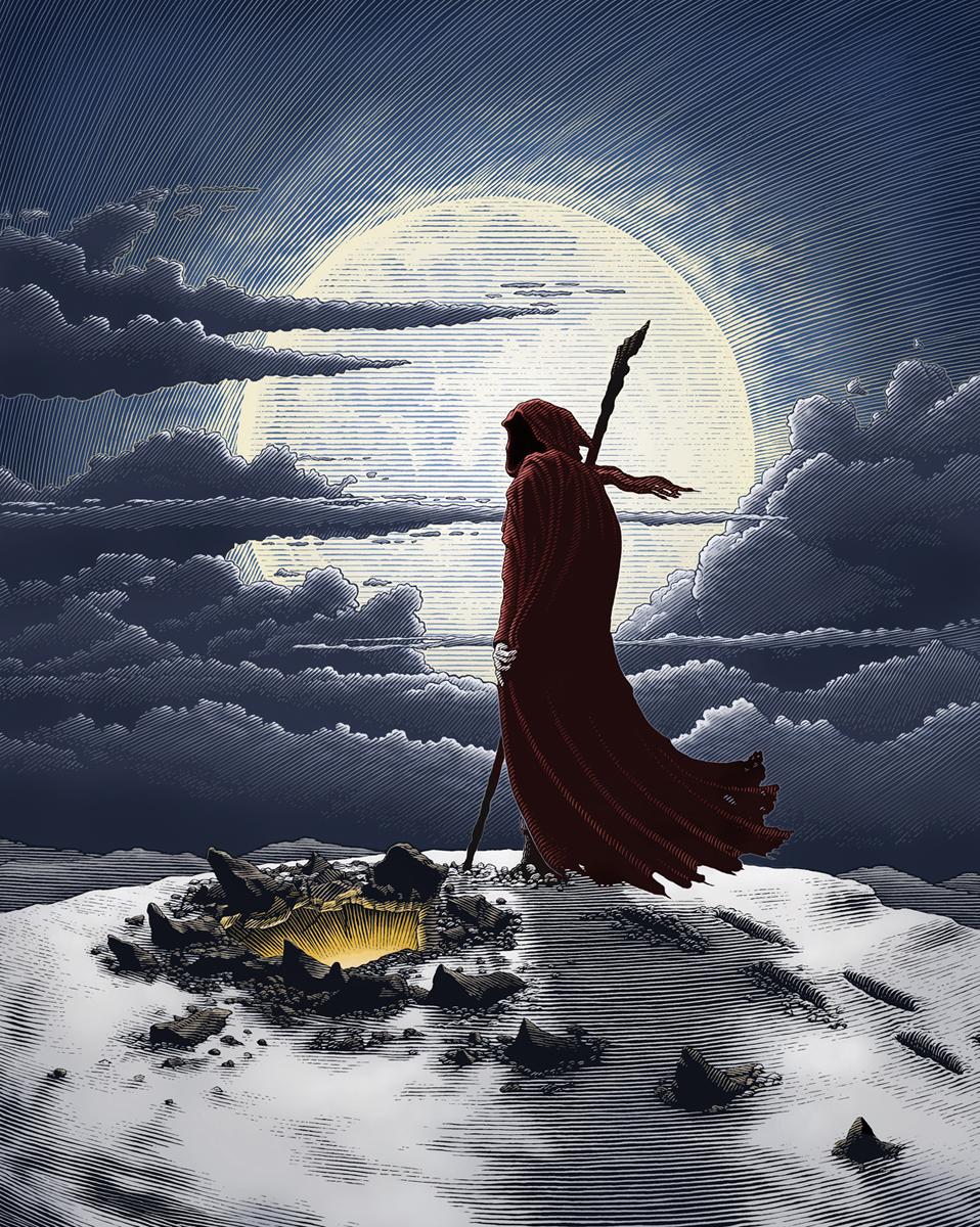 The Last Apprentice 3, Night of the Soul Stealer