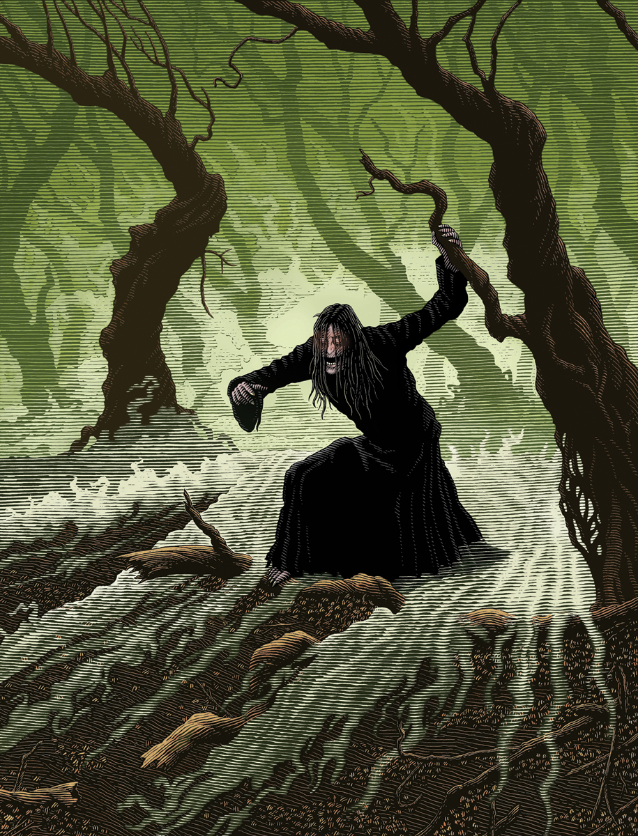 Last Apprentice: The Spook's Tale