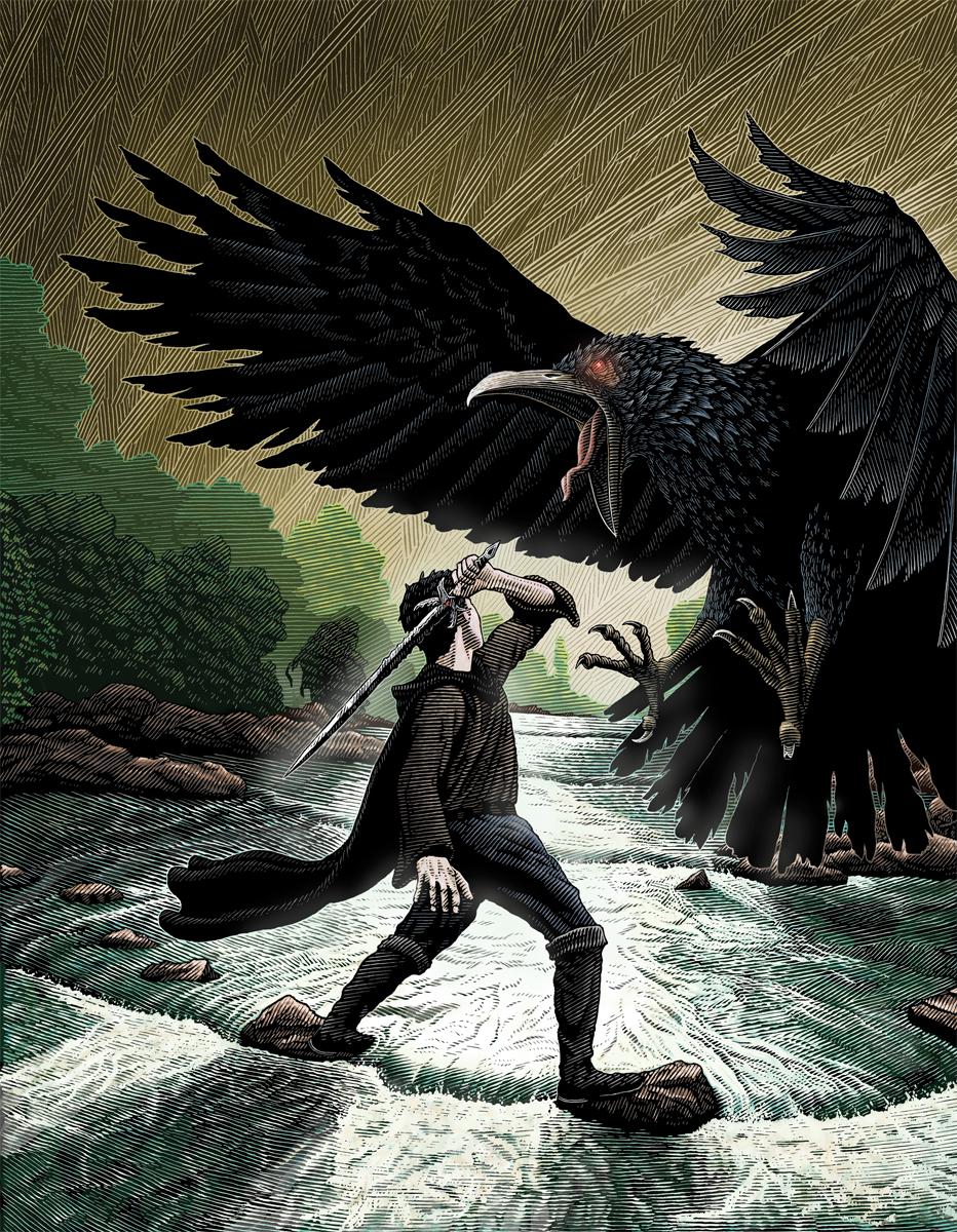 LA8: Rage of the Fallen, Cover