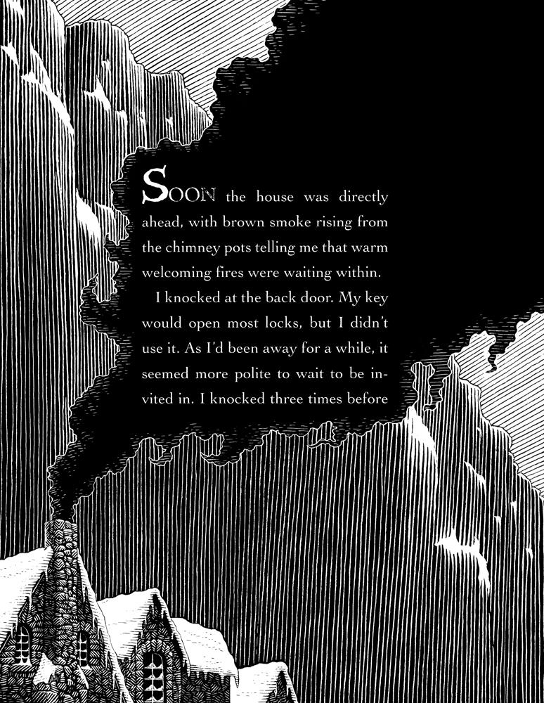 LA3: Night of the Soul Stealer, Chapter 13