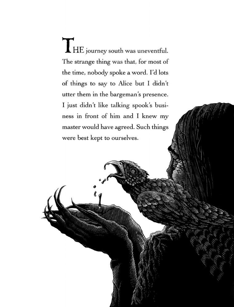 LA5: Wrath of the Bloodeye, Chapter 19