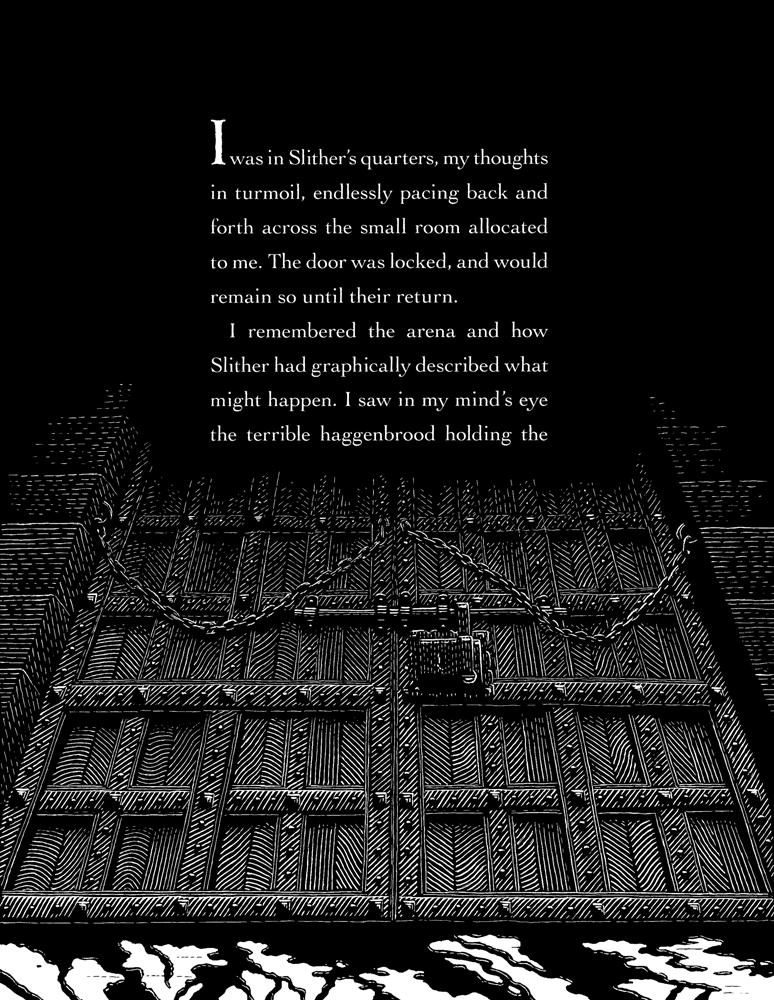 LA11: Slither, Chapter 21