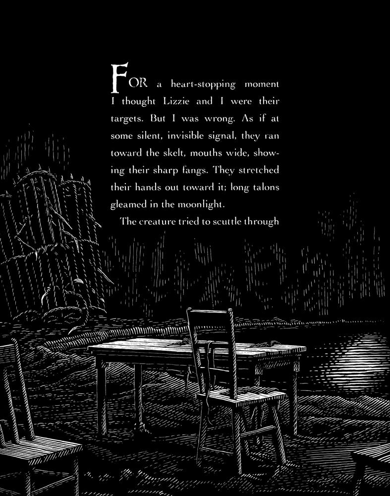 LA12: I Am Alice, Chapter 12