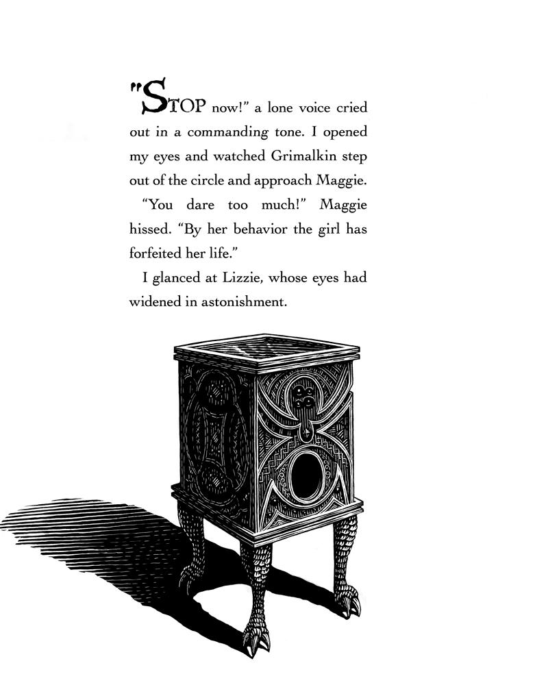 LA12: I Am Alice, Chapter 26