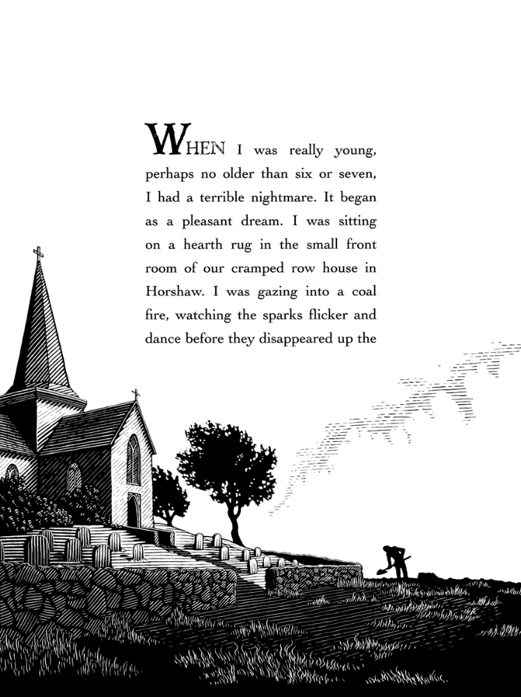 LA: The Spook's Tale, Chapter 1
