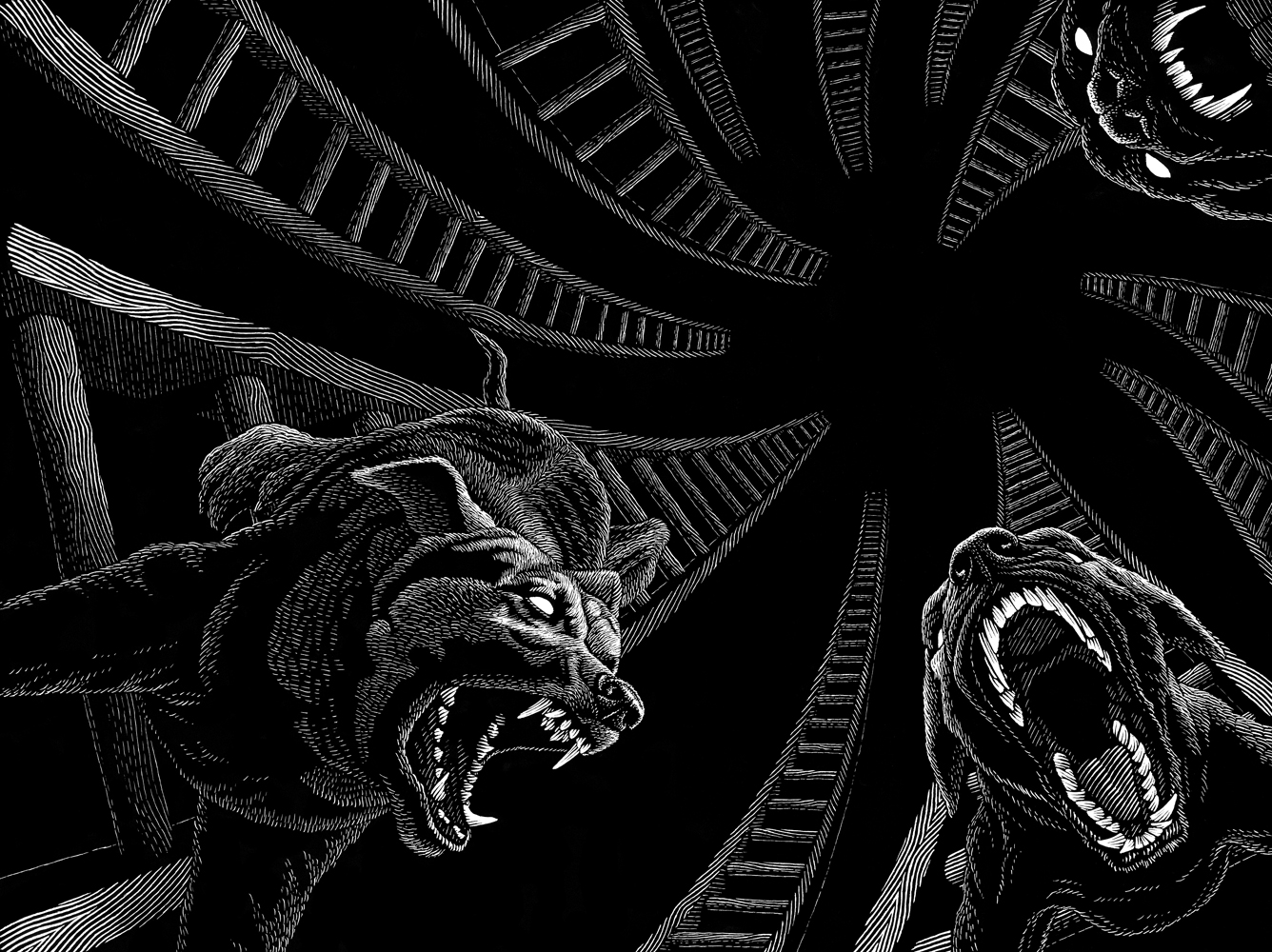 Dark Eden 1, Fear of Heights and Dogs
