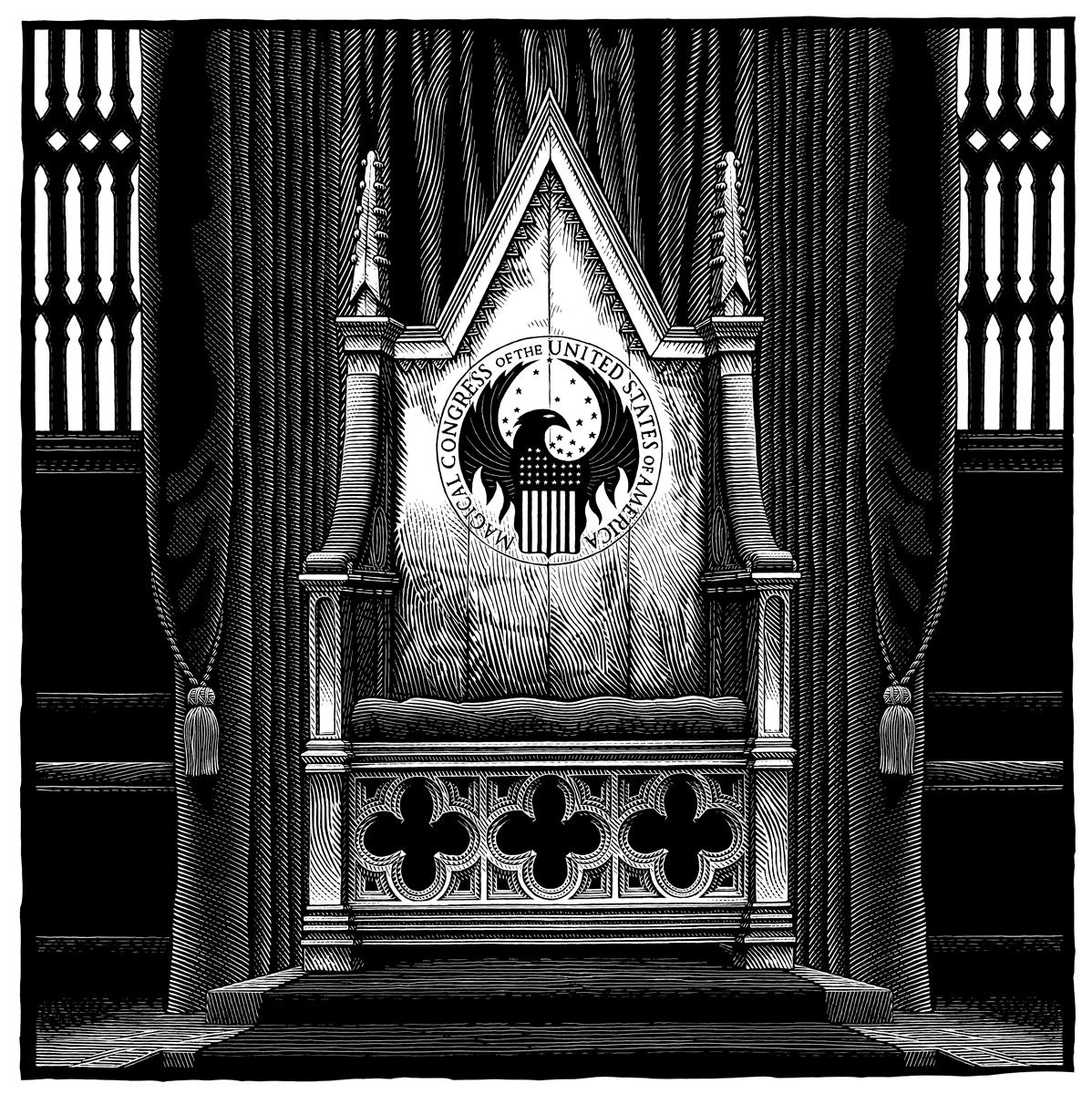 History of Magic Throne