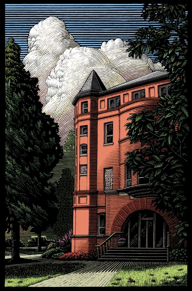 Alexander Hall, Seattle Pacific University