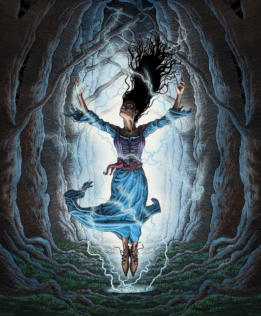 The Last Apprentice 12: I Am Alice, Cover
