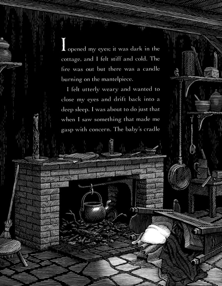 Last Apprentice 8: Rage of the Fallen, Chapter 9