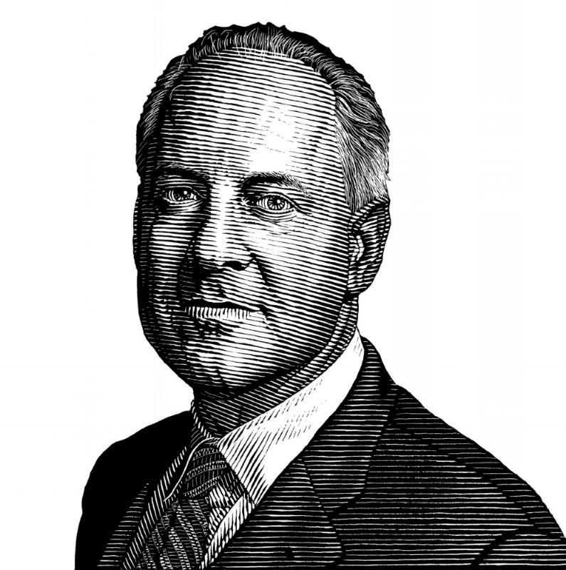 Portrait for Bloomberg Businessweek