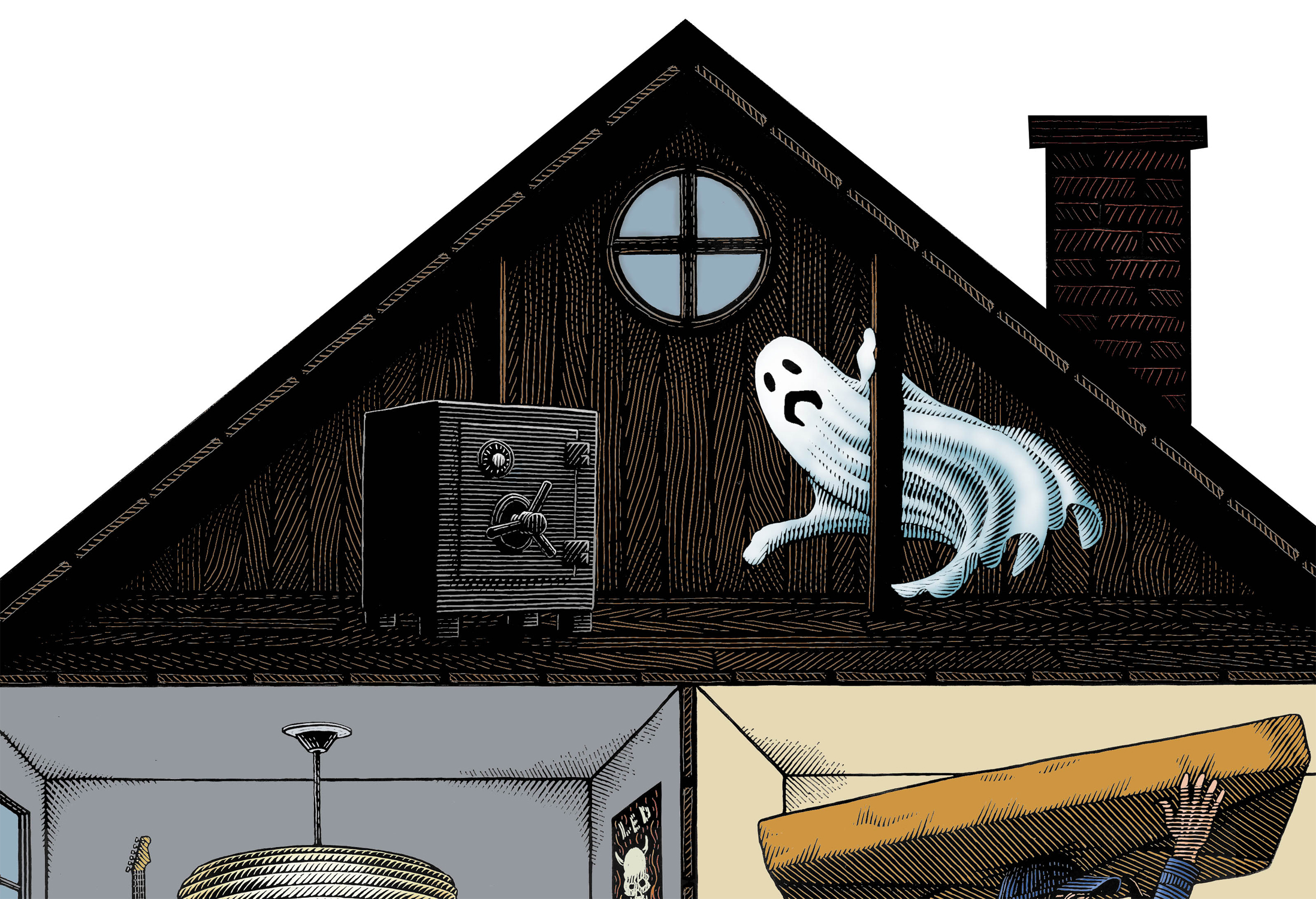 House Appliance Sale Ghost Detail.JPG