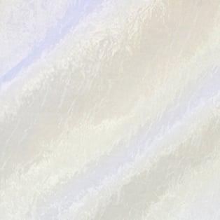 Crushed Satin White
