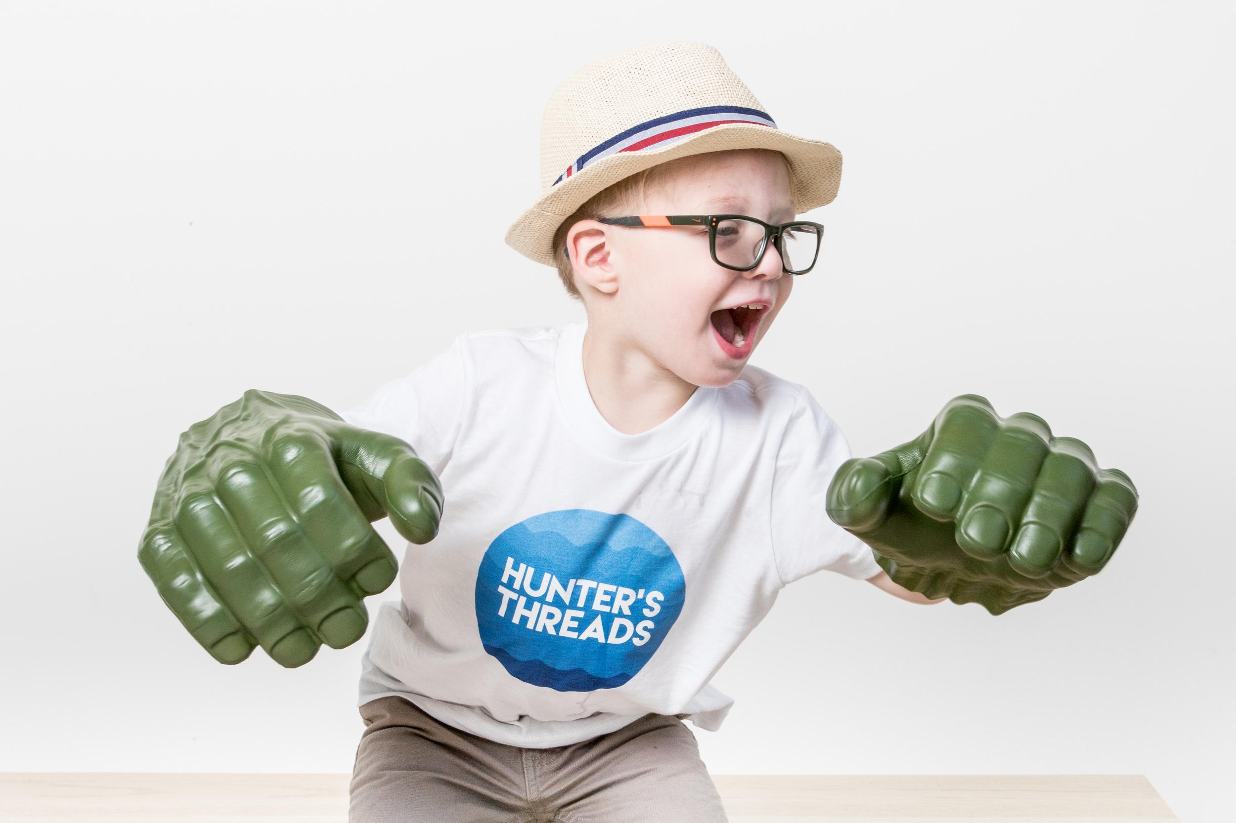 Hunter Hulk Hands
