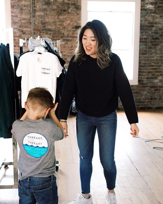 Weather is good, vibe is good, make sure you get that TFT gear so you can feel good. ✌🏼 . . Online inventory updated!  Limited supply. . . Spread the love and tag a friend to shop TFT! Anyone, anywhere can make a difference. 🔥 . . . #inclusion #kidsfashion #physicaltherapist #grassroots #occupationaltherapy #kidsmodels #potterybarnkids #potterybarnteen #visualmerchandising #flagshipstore #tft #shoptft #buildlearnthrive #threadsfortherapy #sfcityimpact #corporateserveday #tftandsfci #kidswithspecialneeds #justgettingstarted #newlaunchdate #dogood