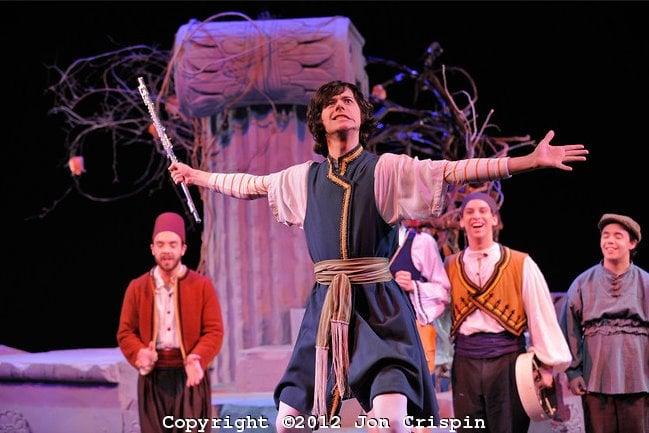 A Midsummer Nights Dream (UMASS Theater Department)