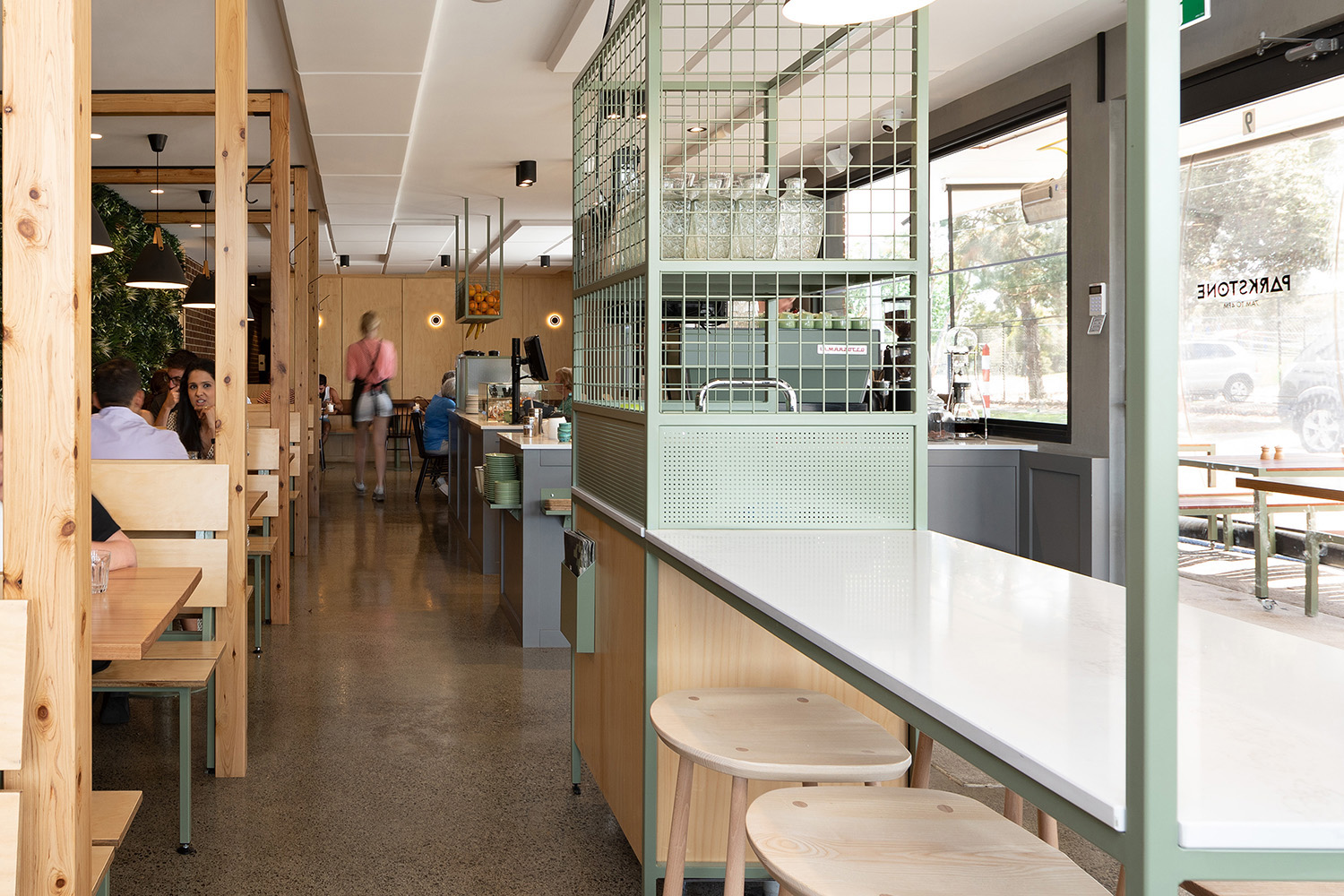 Parkstone Cafe - Pascoe Vale South, Victoria