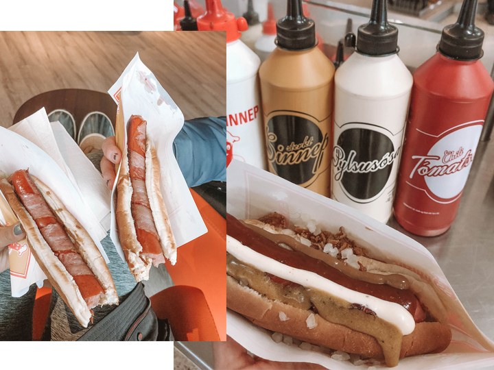 Icelandic hotdogs galore
