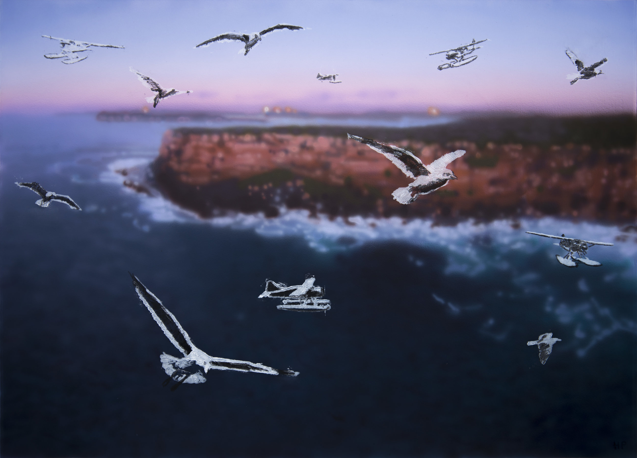 North Head Airspace