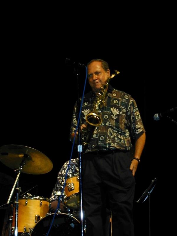 Pete Yellin, Vermont Jazz Center