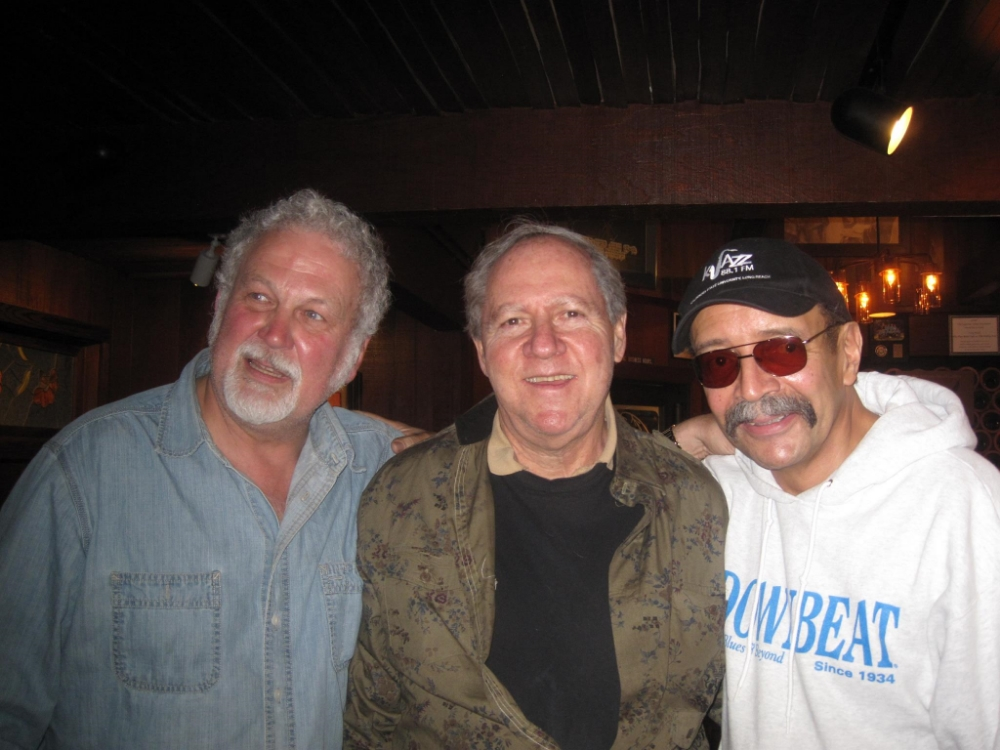 Graham Bruce, Pete Yellin, Larry Hall