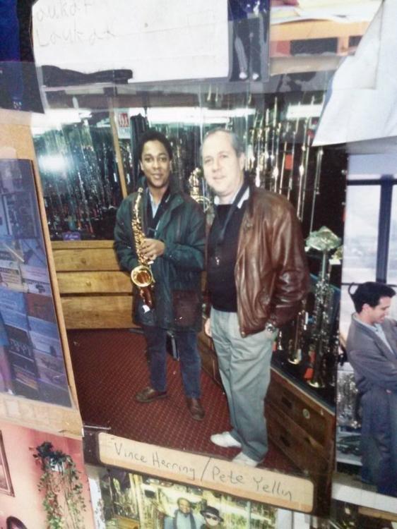 Pete Yellin, Vincent Herring. Jon Baltomore Music Co. Inc.