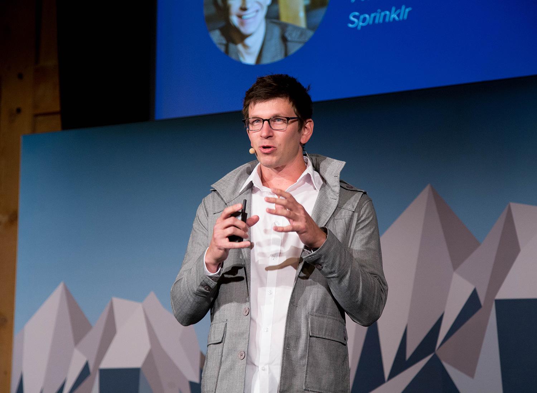 Lukas Quanstrom - Innovation: Churn Probability ScoreView Presentation