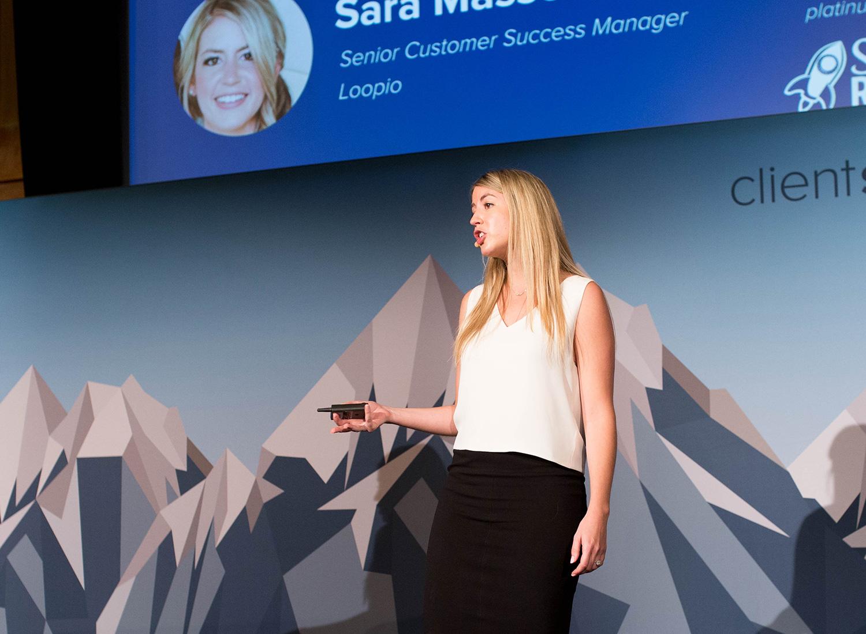 Sara Masson - Innovation: Customer Advocacy LadderView Presentation