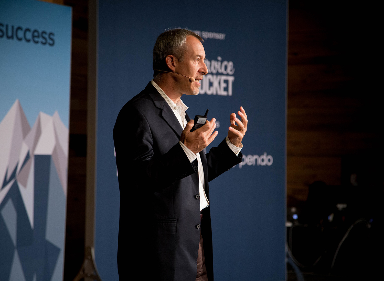 Boaz Moar - Innovation: Customer Maturity ModelView Presentation